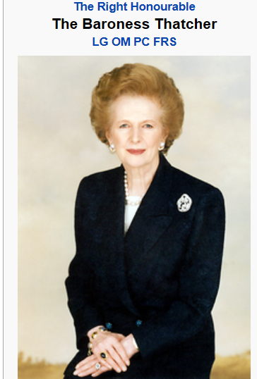 picture -maragret thatcher 3