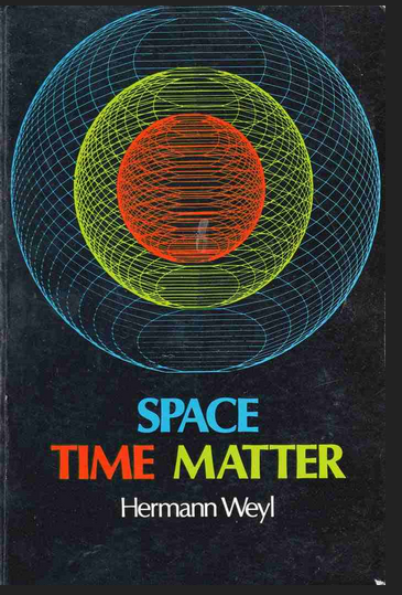tensor space herman weyl
