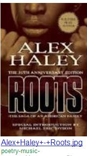roots book alex haley